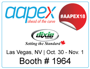AAPEX Show 2018